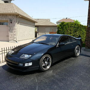 1990 Nissan 300ZX Twin turbo Canadien