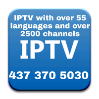 Trusted & reliable IPTV in GTA# 1 for Hindi, Punjabi and English