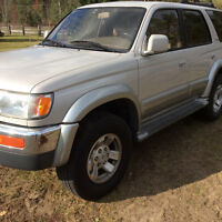 1997 Toyota 4Runner 4x4 Limited