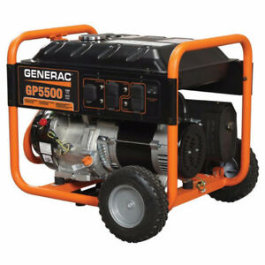 Generac 5500w generator