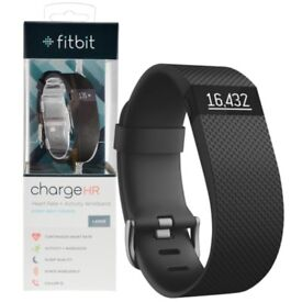 Fitbit Charge HR - Like new, barely used