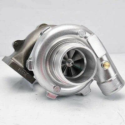 T3/T4 .57 A/R TURBO TURBOCHARGER QUICK SPOOL LOW RPM TORQUE T3 4 BOLT FLANGE for sale  Rowland Heights