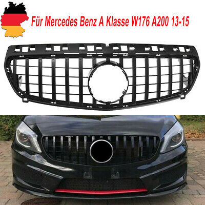 Für Mercedes Benz A Klasse W176 A200 A250 A45 AMG 13-2015 GTR Sport Kühlergrill