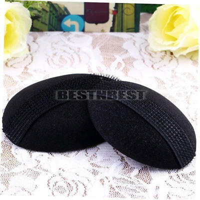 2 pcs Hair Increase Volume Boost Styling Fluffy Puff Bump Foam Sponge Pad Tool