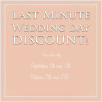 DISCOUNT 700$ Wedding photographer