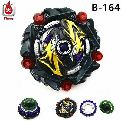 B-164 Beyblade Burst Super King Curse Satan .Hr.1D With Sticker No Box Launcher