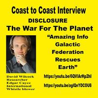 Now David Wilcock Feb 21 3pm Whitespot RSVP asap