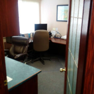 Furnished Executive Style Business Office for Rent in Airdrie