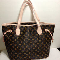 Louis Vuitton Tote - Brown Monogram - NEW - Good Quality !