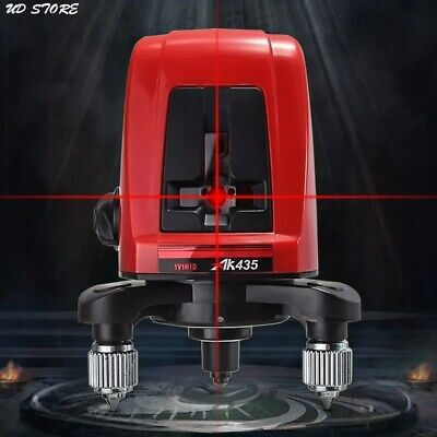 Laser Level Horizontal Vertical 3d Levelling Tool 360 Rotate Construction Tool