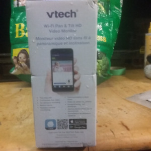 Vtech Wi-Fi Pan&Tilt HD Video Monitor