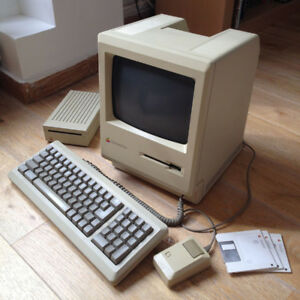Ordinateur Apple Macintosh Plus