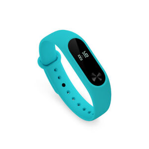 mi band 2 blue color for lady