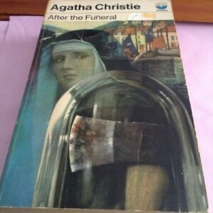 Paperback : Agatha Christie - After the Funeral