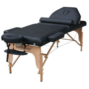 "SPECTACULAR PRICE  - 4""THICK PREMIUM MASSAGE/REIKI/EYELASH TABLE"