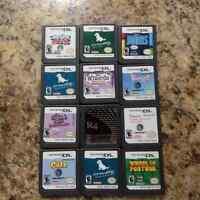 Blue Nintendo D.S.