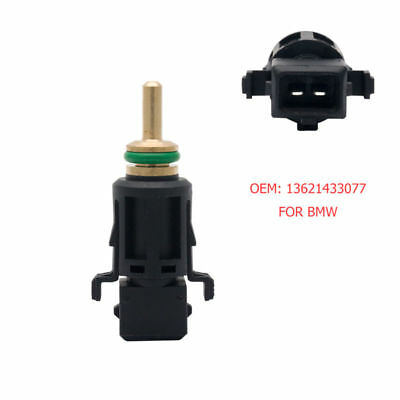 Coolant Temperature Sender Sensor in Lower Radiator Hose Fits For BMW E46 E90