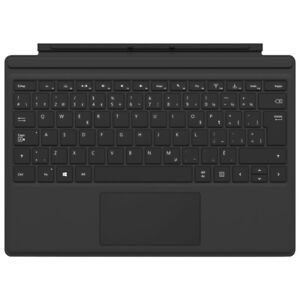 Microsoft Surface Pro 4 Type Cover - Black - NEW (open box)