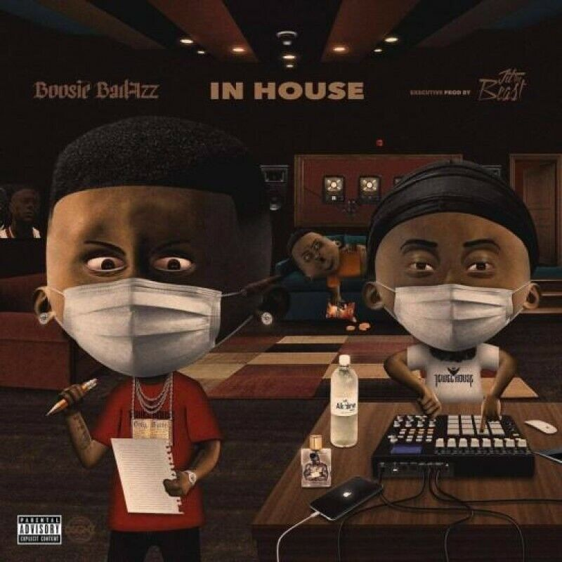 Boosie Badazz | In House (CD Mixtape)