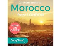☀️✈️ BARGAIN CANCELLATIONS! Don't miss these cheap FLIGHTS/HOLIDAYS: Malta, Morocco, Goa, Canaries..