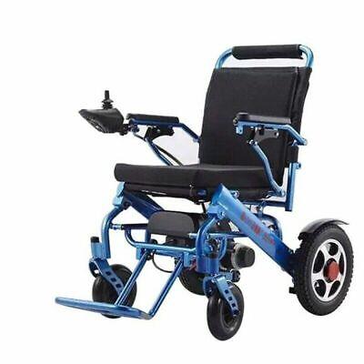 Plegable Y Viaje Eléctrico Silla de Ruedas Movilidad Motorizado Potencia