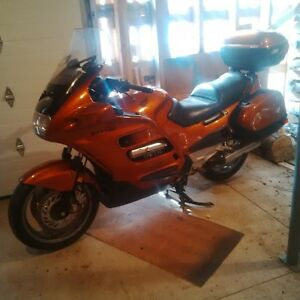 FOR SALE OR TRADE HONDA ST1100