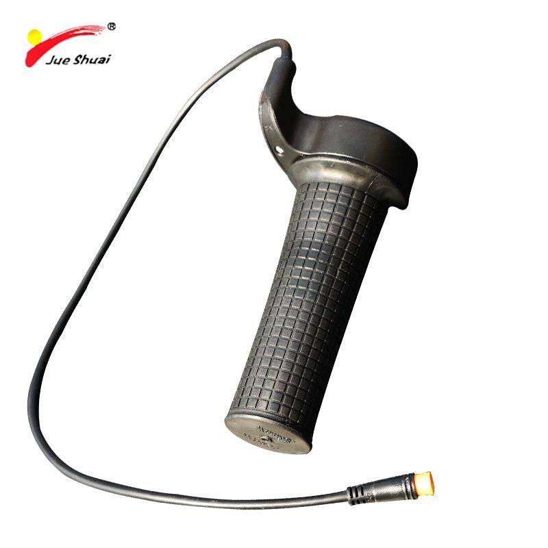 Jueshuai Twist Throttle 24V 36V 48V Gas knob for powerful El