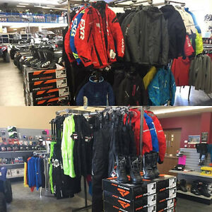 FXR SNOWMOBILE GEAR CLEARANCE - 40 to 50% OFF @ ROBERTSONS