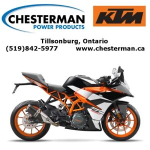 2017 KTM RC 390 - ALL IN PRICING