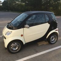 2006 Smart Fortwo Diesel Only 54450kms!!