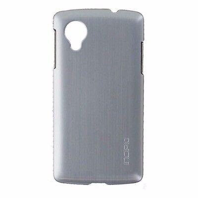 Incipio Feather Shine Series Slim Hardshell Case for LG Nexus 5 - Dark Silver Feather Slim Case