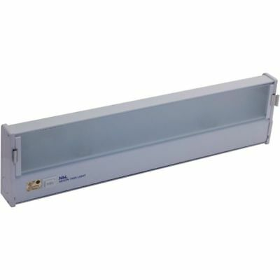 NSL XTL-2-HW/WH 2-Light Hardwire Wedge Base Task Light 18 Watt 110 Volt AC White - $86.32