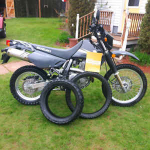Looking for a DR 650? You will want to read this.