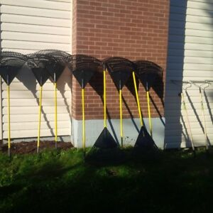 NEW AND USED GARDENING ,LAWN CARE & LANDSCAPING TOOLS
