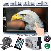 """7"""" DOUBLE 2DIN Car MP5 Player Bluetooth Touch Screen Stereo Radio Sydney City Inner Sydney Preview"""