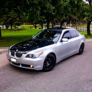 2006 BMW 530 SPORT M RIMS, TINTED, MUCH MORE!