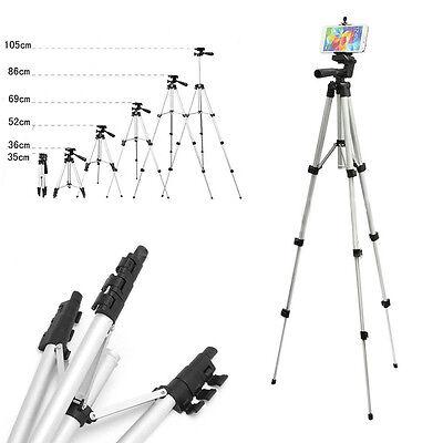 Universal Stativ Halterung Halter Tripod Verstellbar Kit für Handy iPhone Kamera Universal Tripod Kit