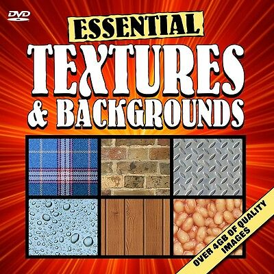 Мультимедийная программа ESSENTIAL TEXTURES & BACKGROUNDS