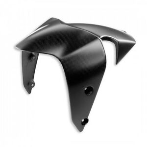 Carbon front mudguard Monster 1200 / 96980461a