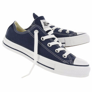 Converse Chuck Taylor Core Ox Navy Shoes *NEW* Women's Size 11