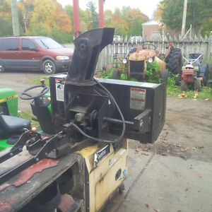 SNOW BLOWER TO FIT SEARS LAWN TRACTOR Kawartha Lakes Peterborough Area image 7