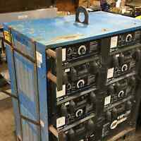 Miller Mark VI 6-Pack Skid Mount Welders