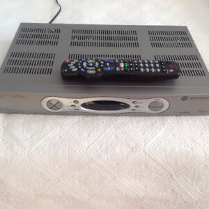 Rogers Dual Tuner HD PVR and Receiver