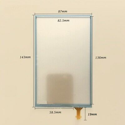 Touch Screen Digitizer Glass for GPS TomTom 6 inch series