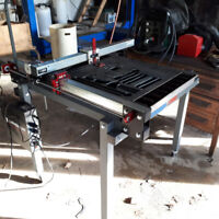 CNC Plasma Cutting  Painting And Welding Shop