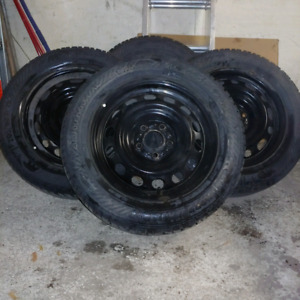 205/60 R16 Gislaved Nord Frost winter tires