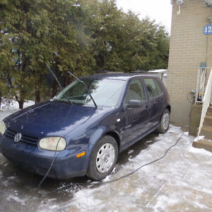 2003 Volkswagen Golf TDI Hatchback