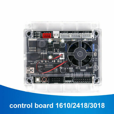 3 Axis Grbl Cnc Router Engraving Machine Usb Port 2418 3018 Control Board Card