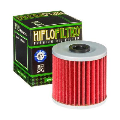 Filtro Aceite Hiflofiltro Hf123 Kawasaki Klf300 B1-b17 Bayou 1988<2004 segunda mano  Embacar hacia Mexico