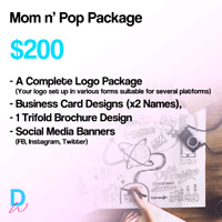 Graphic Design Services Now Available!